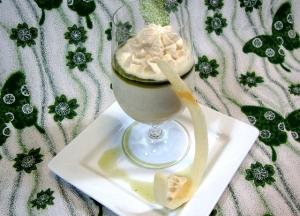 Mint Julep Dessert Cocktail