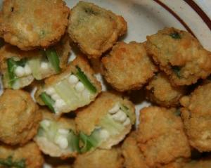 Fritter-Fried Okra