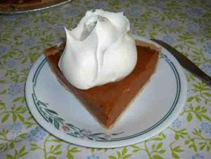 Pinto Bean Pie