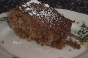 Apple Sauce Spice Cake