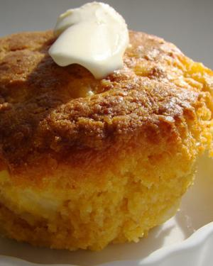 Hominy Grits Muffins