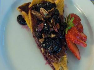 Best Fruit Now - French Toast with Blueberry Syrup