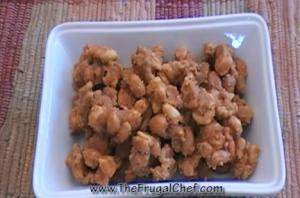 Chipotle Spiced Toffee Nuts