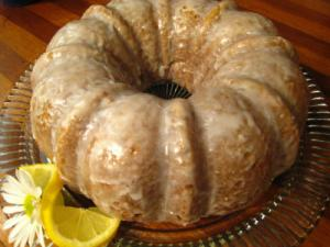 Mom's Sherry Cake