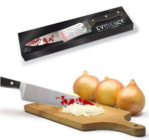 Evidence Chef's Knife