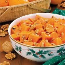 Sweet potato salmon dish