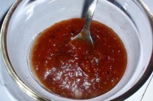 Tomato Tamarind Chutney