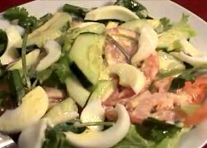 Laotian Yum Salad