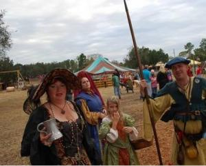 A Renaissance era Costume party is a great Labor day party theme