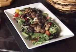 Healthy Sautéed Mushrooms