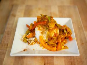 Baingan Bharta (Smoked Eggplant)