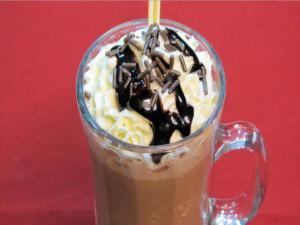 Lynn's Mocha Frappuccino