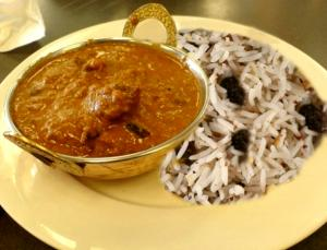 Lamb Curry Calcutta
