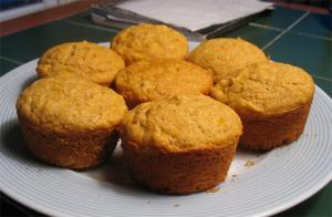Mexican Corn Muffins