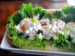Subway's Orchard Chicken Salad