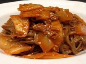 Tbt Kimchi Soba Noodle