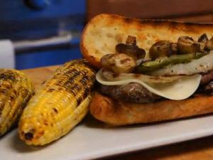 Grilled Ribeye Steak Sandwich