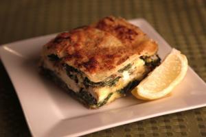 Spanakopitta (Spinach Pie)