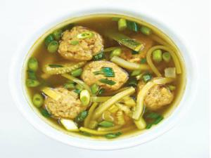 Wegmans Thai Chicken Soup
