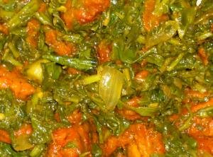 Boneless Palak Chicken