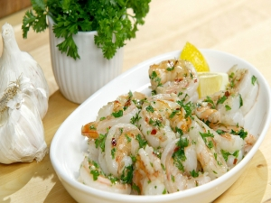 Kary Osmond Garlic Shrimp