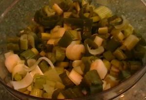 No Salt Mofuletta Salad