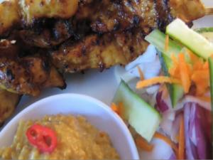 How to Make Malaysian Chicken Satay