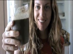Green Smoothie Recipe For Beginners, Ep 227