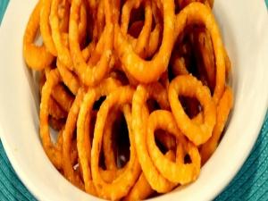 Chegodilu - Holi Special Snack