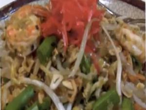 Healthy Eating - Super Charged Yakisoba