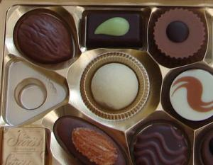 Types of Swiss Chocolates