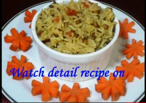 Indian Masoor Dal Khichdi