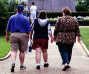 Average American's lifestyle will add 20 pounds in adulthood.