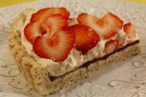 Strawberries with Mascarpone