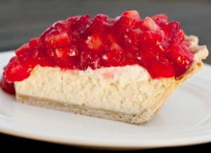 Creamy Cheesecake Pie