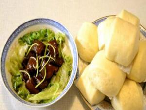 Chinese Steamed Bun/Mantou