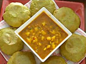 Puri Curry