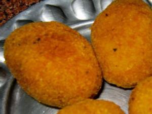 Sookha Boomla Na Cutlets