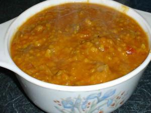 My Mom-in-Law's Delicious Dhansak