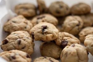 Mini Chip Cookies