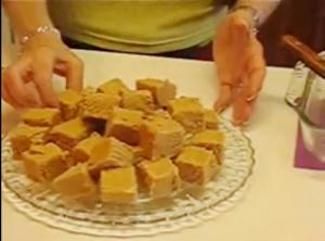 Holiday Special Peanut Butter Fudge