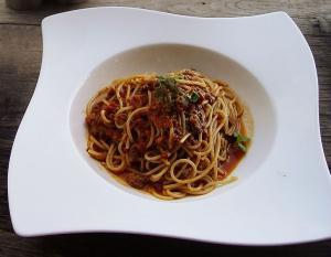 Quick Spaghetti Bolognese