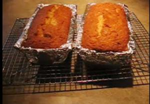 Banana Pineapple Cake Loaf