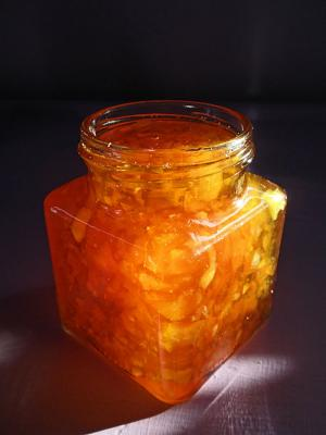 Orange Apricot Conserve