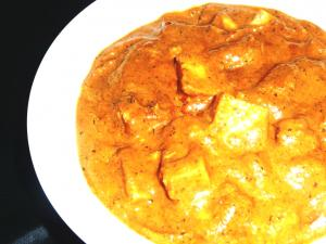 Royal Cottage Cheese in Gravy