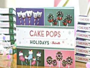 Cake Pops Holidays Book Trailer