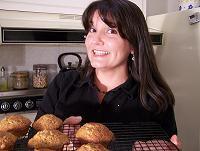 Healthy Muffin with Organic Sugar