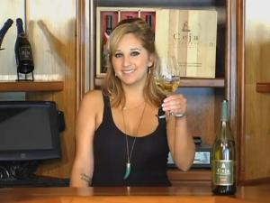 Reviewing Ceja Vineyards 2008 Chardonnay With Dalia Ceja