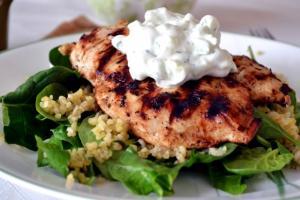 Heart healthy dish