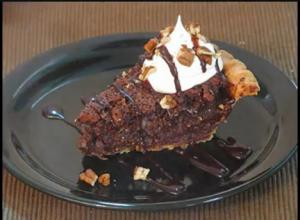 Delicious German Chocolate Pie
